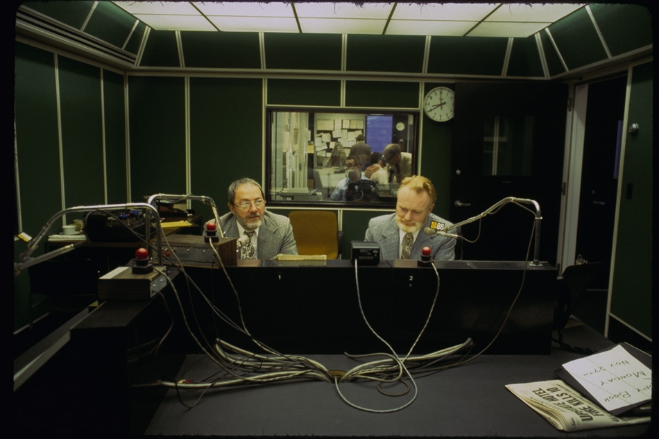 Wcbs Picture Gallery Circa 1978